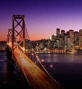 best of california escorted tour